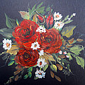 Roses by Dorothy Maier