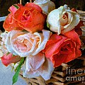 Roses Florentine by RC DeWinter
