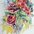 Roses by Kovacs Anna Brigitta