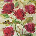 Roses by Mary Wolf