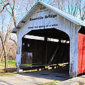 Roseville Covered Bridge by David Arment
