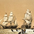 Ross Arctic Search Expedition, 1848-9 by Science Photo Library