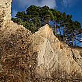 Ross Creek Cliffs by Kathleen Bishop