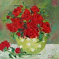 Rosses R Red by Irit Bourla