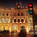 Rossio Train Station by Carlos Caetano