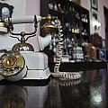 Rotary Phone  by Brian Kamprath