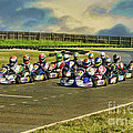 Rotax Challenge Of The Americas Sr. Max Grid by Blake Richards
