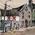 Medieval Kilkenny by Val Byrne