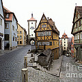 Rothenberg, Germany by Ron Sanford