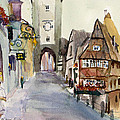 Rothenburg by Sherri Bails