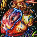 Rotting Heart by Alisa Bogodarova