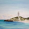 Rottnest Island Australia by Elvira Ingram