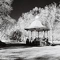 Rotunda Benalla Botanical Gardens by Linda Lees