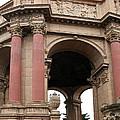 Rotunda Palace Of Fine Art - San Francisco by Christiane Schulze Art And Photography