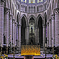 Rouen Cathedral  by Elvis Vaughn
