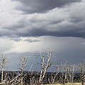 Rough Skys Over Colorado Plateau by Christiane Schulze Art And Photography