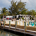 Roughing It In The Keys by John M Bailey