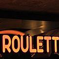 Roulette by Eti Reid