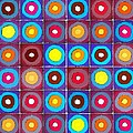 Round Up The Squares by Florian Rodarte