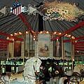 Rounding Board Slater Park Carousel by Barbara McDevitt