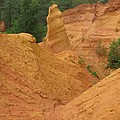 Roussillon Ochres Pigments Rock by Christiane Schulze Art And Photography