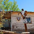 Route 66 Carcus by Leticia Latocki