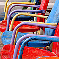 Route 66 Chairs by Art Block Collections