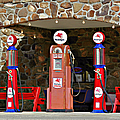 Route 66 - Cool Springs Camp Az by Christine Till
