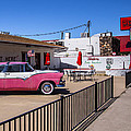 Route 66 Diner by Angus Hooper Iii