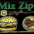 Route 66 Miz Zips by Bob Christopher
