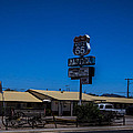Route 66 Motel by Angus Hooper Iii