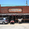 Route 66 - Oatman General Store by Frank Romeo