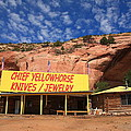 Route 66 Trading Post by Frank Romeo