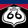Route 66 - U. S. by Carlos Vieira