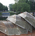 Row Boats by Lee Hartsell