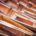 Row Boats by Stefan Nielsen