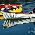 Row-boats by Susie Peek