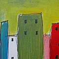 Row Houses by Rhodes Rumsey