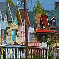 Row Of Color by Joseph Perno