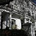 Row Of Edwardian Houses In London by Patricia Hofmeester