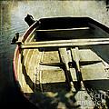 Rowboat by Bernard Jaubert