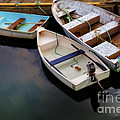 Rowboats by Diane Diederich