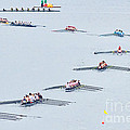 Rowers Arc-natural by Gary Holmes
