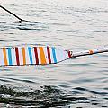 Rowing Oar by Gaurav Singh