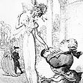 Rowlandson: Cartoon, 1810 by Granger