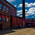 Roy Hill Roy Continental Mill by Bob Orsillo