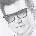 Roy Orbison by Keith Miller