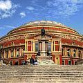 Royal Albert Hall by Lee Nichols