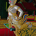 Royal Barges Museum In Bangkok-thailand by Ruth Hager