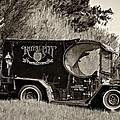 Royal City Paddy Wagon Sepia by Steve Harrington
